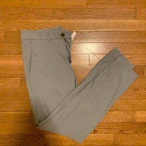 Men's lululemon gray slim fit pant